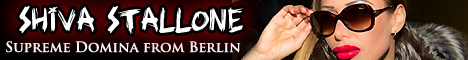 Visit Domina Shiva Stallone from Berlin Germany!